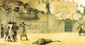 Bridgman_Diversions_of_an_Assyrian_King